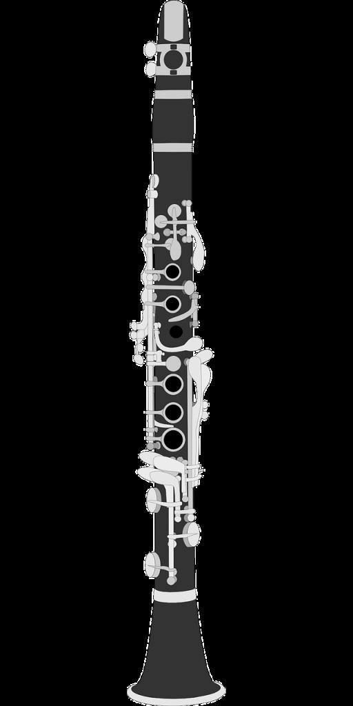 clarinet, oboe, music